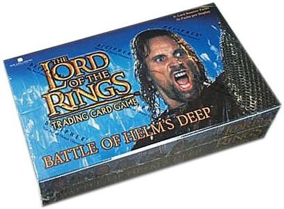 (Lord of the Rings Trading Card Game: Battle of Helm's Deep Booster Box [1st printing])