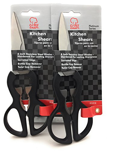 Kitchen Shears, Pack of 2 ()