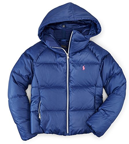 Ralph Lauren Childrenswear Waterproof Insulated Hooded Jacket (3/3T) by RALPH LAUREN