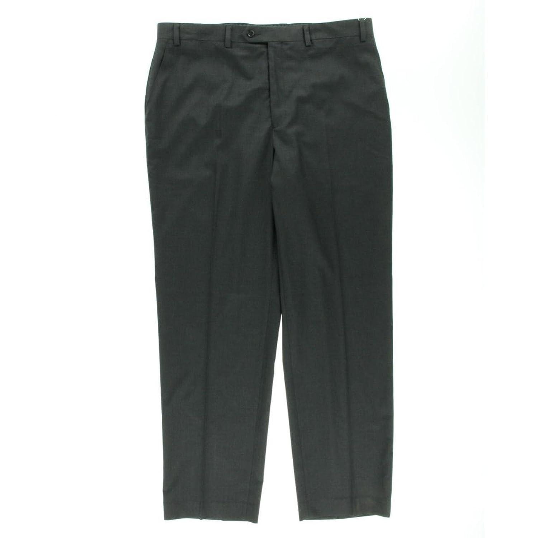 MICHAEL Michael Kors Mens Straight Leg Pindot Dress Pants