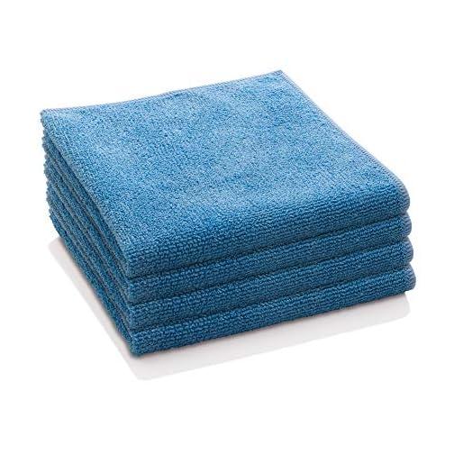 E-Cloth General Purpose Microfiber Cleaning Cloth, Alaskan Blue, 4 Count |