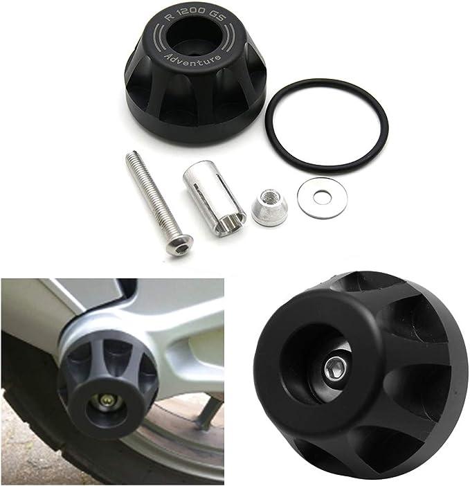 Fesjoy Moto Final Drive Logement Cardan Crash Slider Protecteur Fit Pour BMW R 1200 GS LC R1200GS LC Adventure 2013-2018 joint de cardan