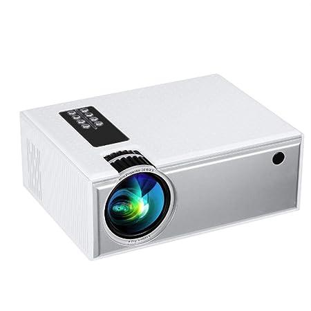 Proyector de vídeo portátil, 1080P Full HD y 180