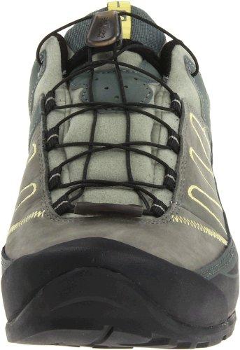 Amazon.com | Salomon Womens X Over LTR GTX Shoe, Light Titanium/ Green Clay/Pastis, 5 M US | Hiking Shoes