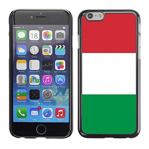 STPlus Italy Italian Flag Hard Cover Case for Apple iPhone 7 Plus/iPhone 8 Plus