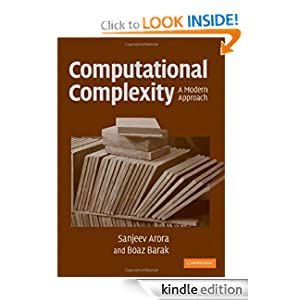 Complexity of Computation R. Karp