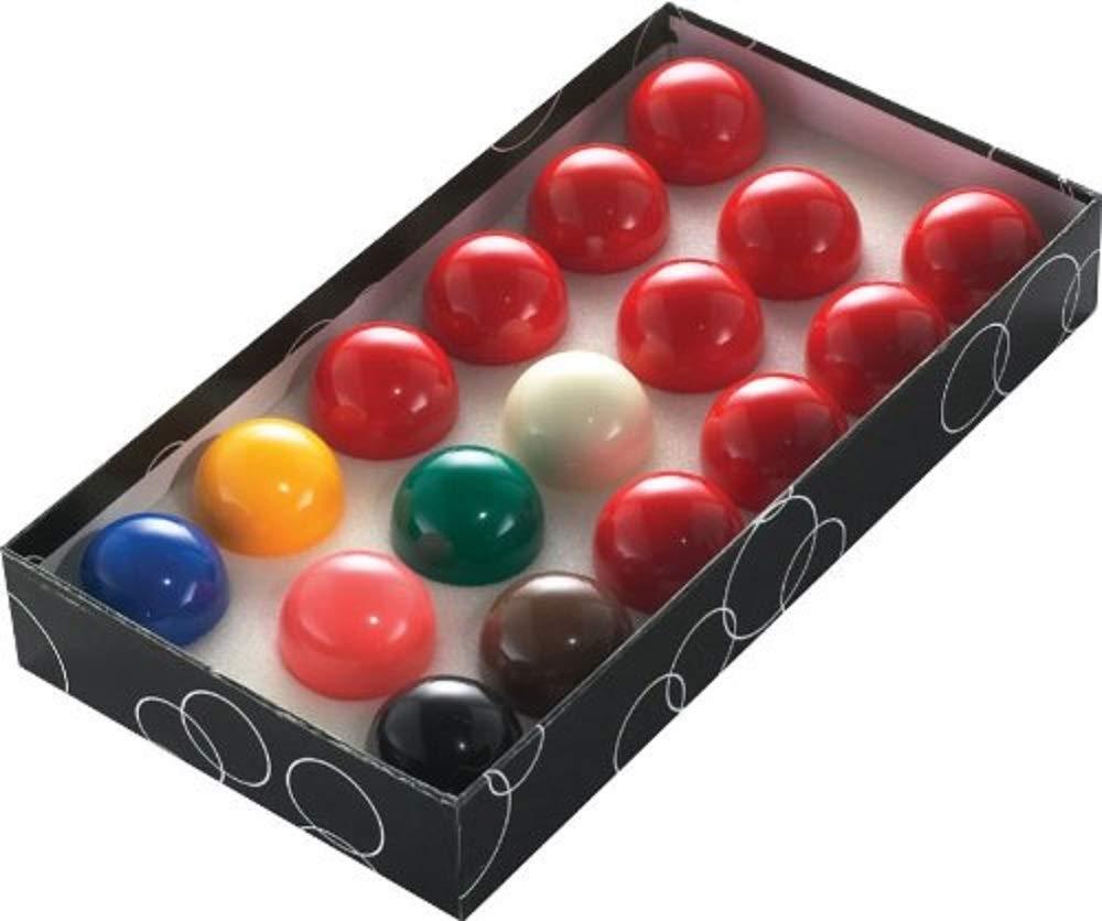 POWERGLIDE - Bolas de Snooker (48 mm, 17 Unidades): Amazon.es ...