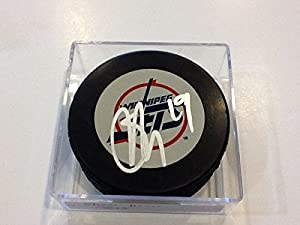 Shane Doan Signed Winnipeg Jets Hockey Puck Autographed Arizona Coyotes c - Authentic Autograph