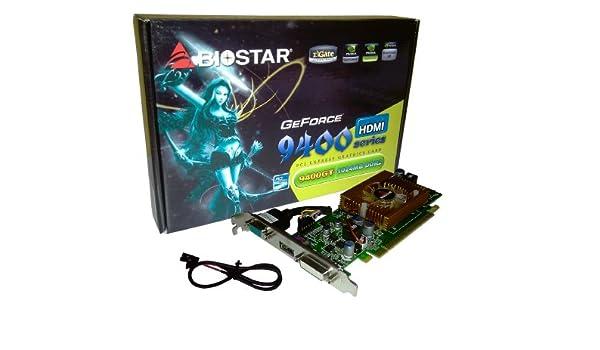 BIOSTAR 9400 GT WINDOWS 7 X64 DRIVER