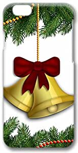 Christmas-Bells-Holiday 3D iPhone 6 Case by lolosakes