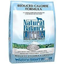 Dick Van Patten's Natural Balance Original Reduced Calorie Formula Dry Dog Food, 14-Pound Bag
