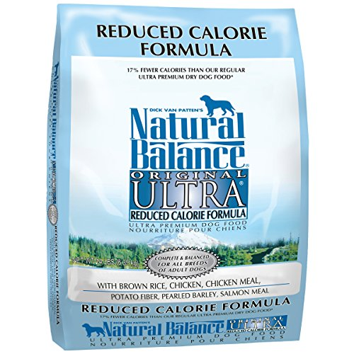 Natural Balance Dog Food Reduced Calorie