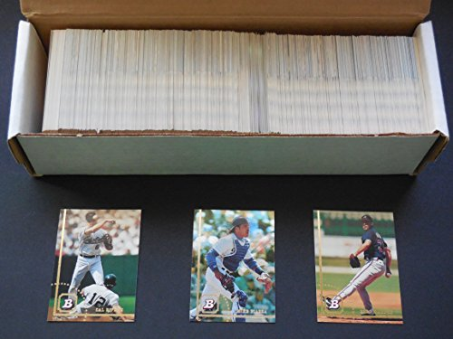 1994 Bowman Baseball Complete Set 1-682****Bonds) (McGwire) Ripken) (Maddux) and More