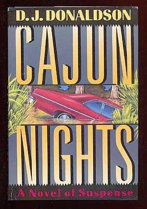 book cover of Cajun Nights