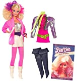 Barbie My Favorite Time Capsule 1986 Rockers doll
