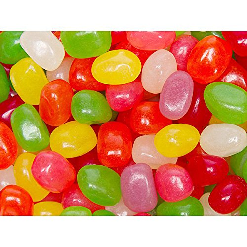 Mike and Ike Jelly Beans - Assorted Fruits: 14-Ounce Bag