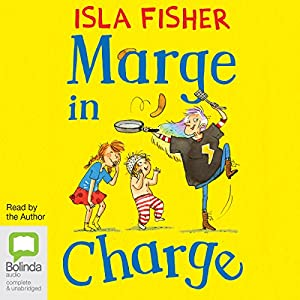 Marge in Charge Audiobook