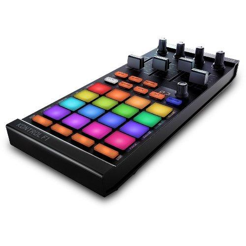 Native Instruments Traktor Kontrol F1 DJ Controller from Native Instruments