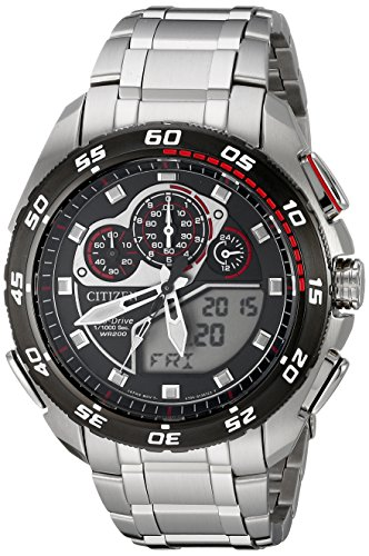 Citizen Eco-Drive Men's JW0111-55E Promaster Watch (Watch 55e)