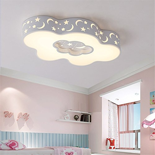 Cloud Shaped Pendant Light - 1