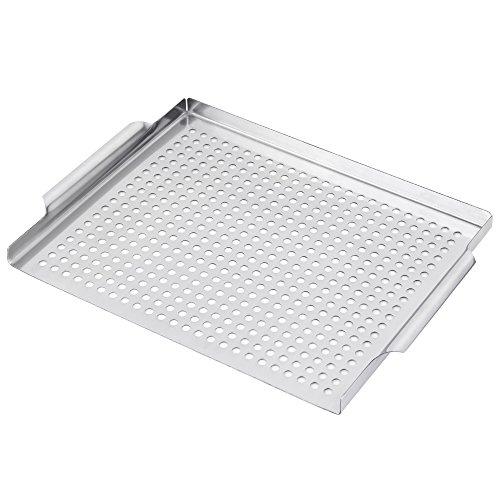 LIANTRAL Grid Grilling Pan(11.8