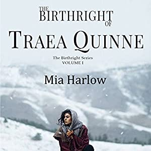 The Birthright of Traea Quinne Audiobook