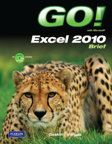 GO! with Microsoft Excel Brief