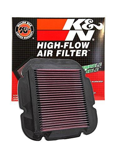 K&N SU-1002 Suzuki/Kawasaki High Performance Replacement Air Filter