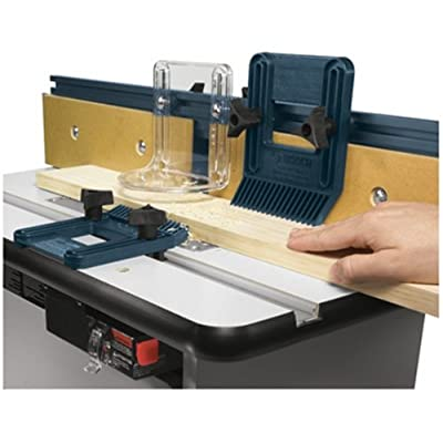 How to maintain a router table