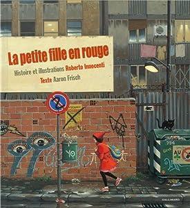 vignette de 'La petite fille en rouge (Roberto Innocenti)'