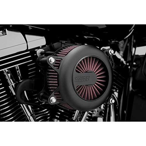 Vance & Hines 06-07 Harley FLHX2 Rogue VO2 Air Intake (Black)