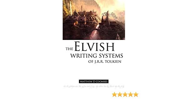 Workbook consonant trigraphs worksheets : The Elvish Writing Systems of J.R.R. Tolkien: Matthew D. Coombes ...