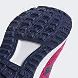 adidas Baby Duramo 9 Shoes, White/Real Magenta/Dark