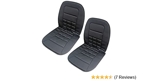 Simoniz 12 Volt Heated Seat Cushion Model Number 00279 Universal Size