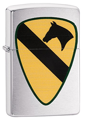 Price comparison product image Zippo US Army 1st Cavalry