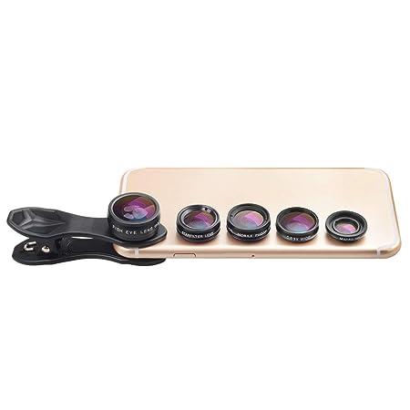 Lente de la cámara del teléfono móvil óptico 16X telescopio ...