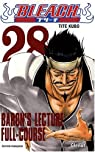 Bleach, Tome 28 : Baron's lecture full course  par Kubo