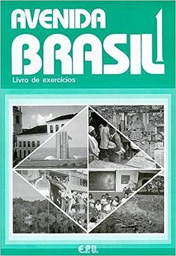 Avenida Brasil 1 Exercicios (Portuguese Edition) by Emma Eberlein Lima (1992-03-04)