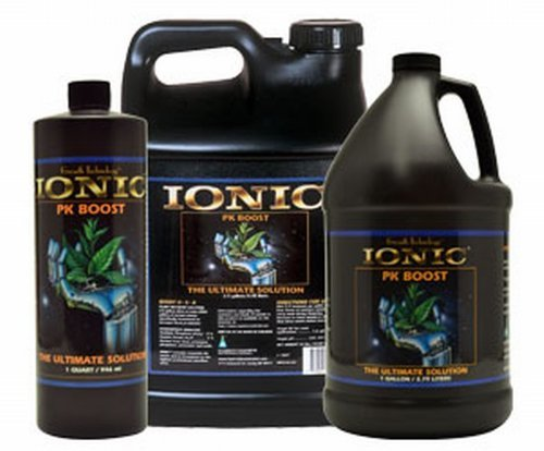 Ionic Boost 0-5-6, Gallons
