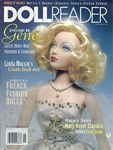 Doll Reader Magazine (September 1999 - Cover: Gene Breathless by Ashton-Drake) (Magazine Doll Reader)