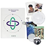 Tomorrow X Together TXT Album - The Dream Chapter : Eternity [ STARBOARD ver. ] CD + Photobook + Paper Sticker + Photocards + Tu Illust Card + OFFICIAL POSTER + FREE GIFT