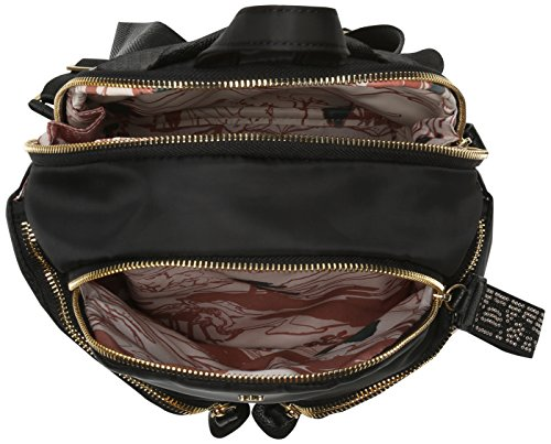 nica Tokyo - Bolsos mochila Mujer Negro (Black)