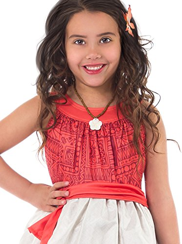 Little Adventures Traditional Polynesian Girls Princess Costume – Medium (3-5 Yrs)