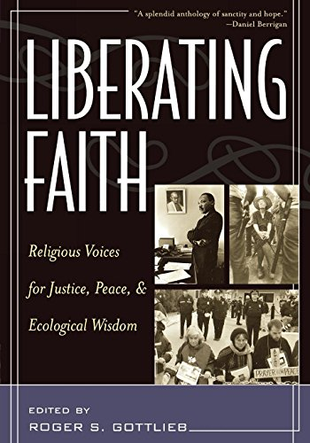 Book cover from Liberating Faith: Religious Voices for Justice, Peace, and Ecological Wisdom by Capt John C Wright