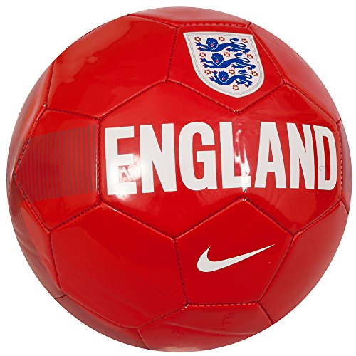 Nike England Supporter's Ball [Red] (5) (Nike England Supporters)