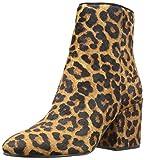 Sam Edelman Women's Taye Ankle Bootie, Brown/Black Leopard, 8.5 M US