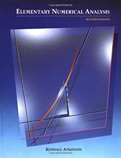 Amazon elementary numerical analysis 9780471433378 kendall amazon elementary numerical analysis 9780471433378 kendall atkinson weimin han books fandeluxe Choice Image