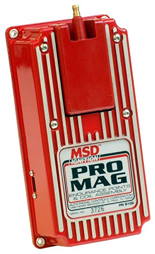 (MSD 8106 Red Pro Mag 12/20 Points Box)