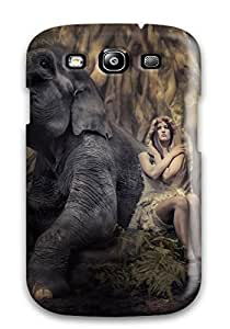 Galaxy S3 Case Slim [ultra Fit] Women Protective Case Cover