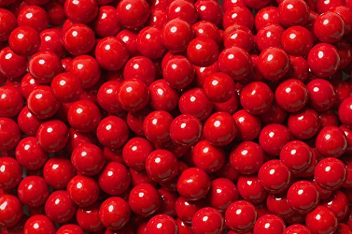 Sweetworks Gumball, Red, 2 Pound -
